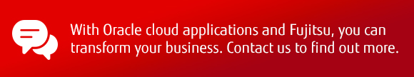 With oracle cloud applications