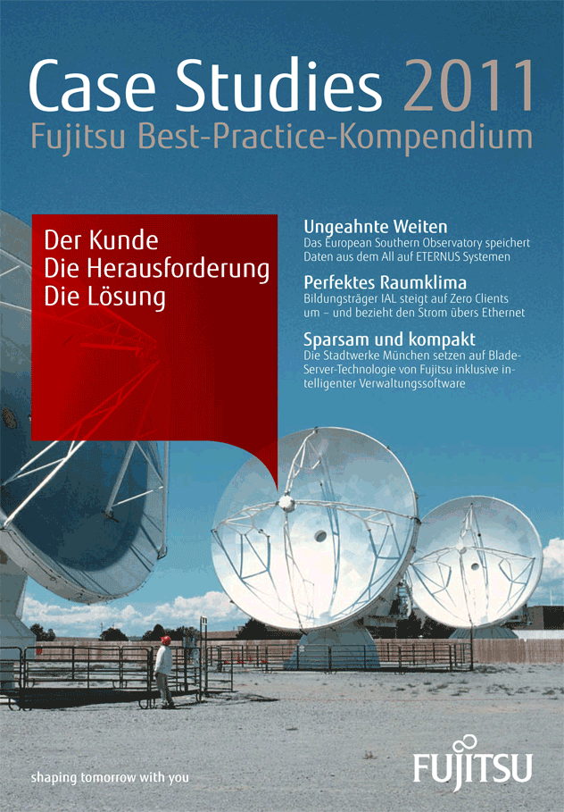 fujitsu best practice compendium case studies 2011 - german