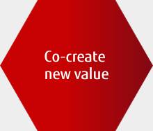 Co-create new value
