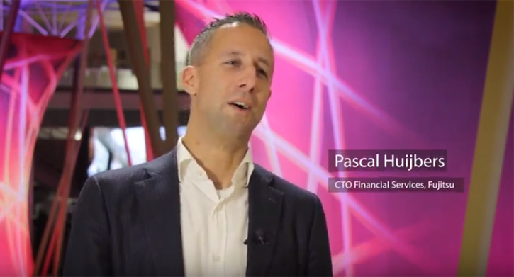 Video still: Pascal Huijbers talks about AI ChatBot solutions