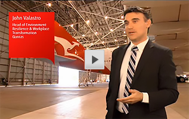 "Fujitsu and Qantas - ""The Alignment of Sustainability"""