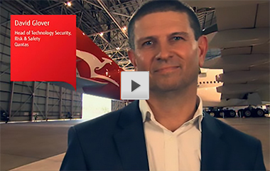 "Fujitsu and Qantas - ""A Commitment to Sustainability"""
