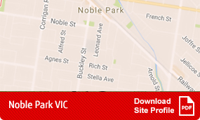 Site profile noble park