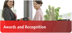 Fujitsu Sustainability Awards Recognition