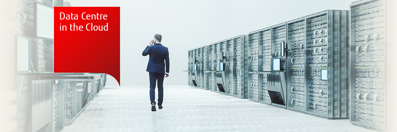 Data Centre in the cloud