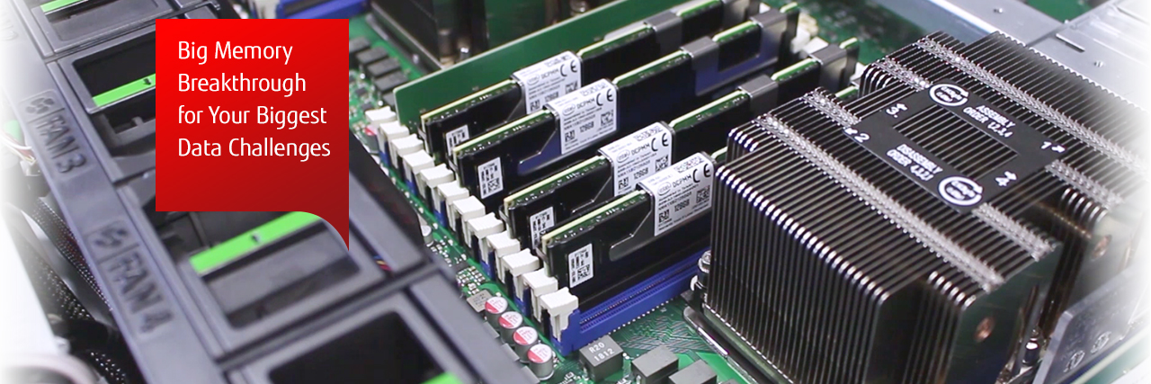 Big Memory Breakthrough for Your Biggest Data Challenges