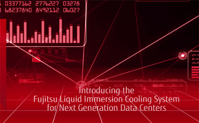 Video - Introducing the FUJITSU Liquid Immersion Cooling System