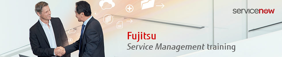 Fujitsu is a ServiceNow Accredited Training Partner