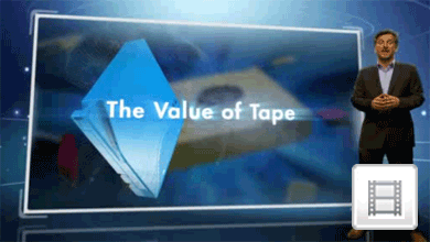 The Value of Tape