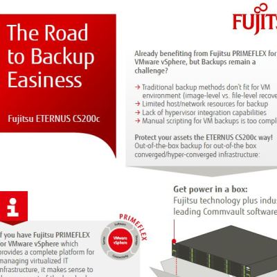Video: The Road to Backup Easiness