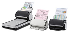 Fujitsu fi-7160 Document Imaging Scanner