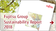 Fujitsu Group Sustainability Report 2018 download
