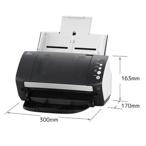 Fujitsu  fi-7140 Scanner - PA03670-B105