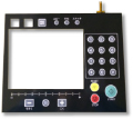 Fujitsu FID11x series custom resistive touch panels with dome switches