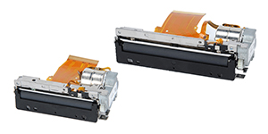 FTP-62GMCL163#10 & FTP-63GMCL163#10 thermal printer mechanisms