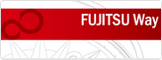 "More information about Our Corporate Philosophy ""FUJITSU Way"""