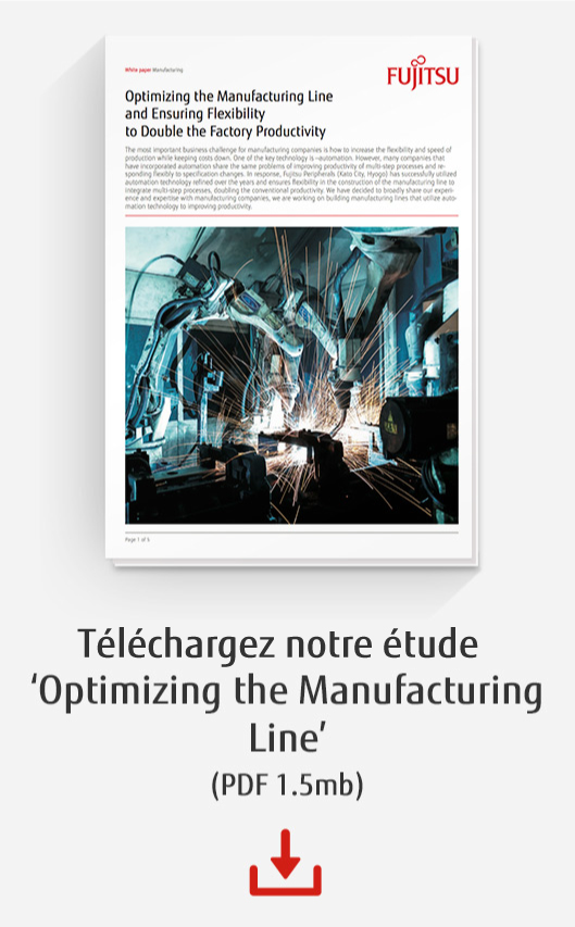 Optimizing the Manufacturing Line and Ensuring Flexibility to Double