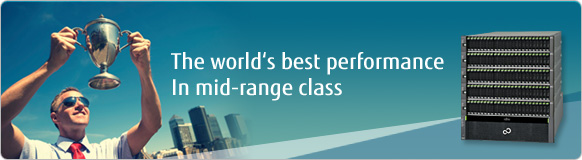 The world's best performance In mid-range class
