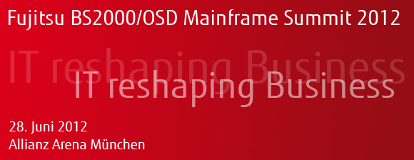 BS2000/OSD Mainframe Summit
