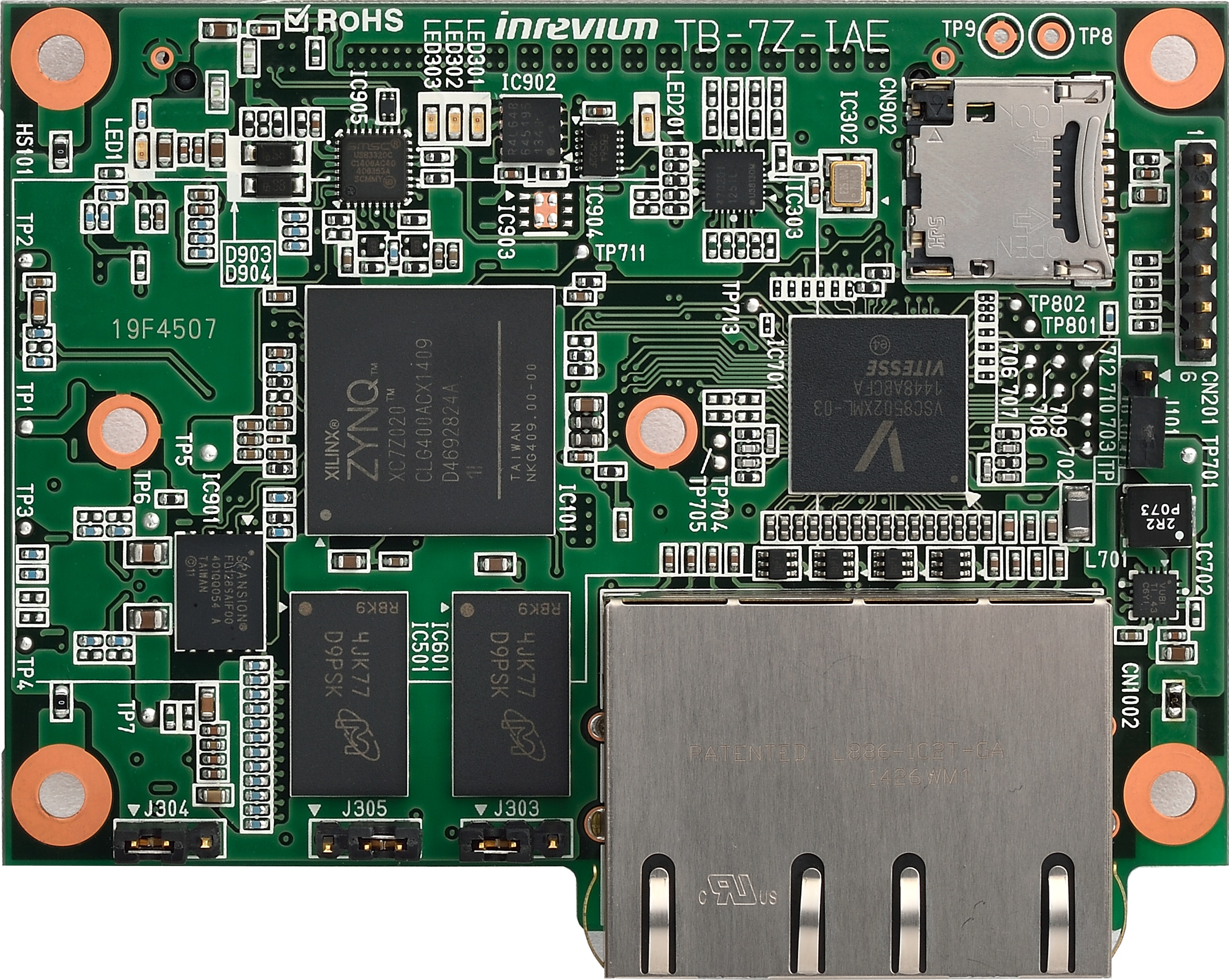 Industrial Grade SOM (System On Module)