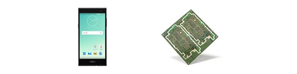 High density buildup PCB for Smartphone and IoT modules