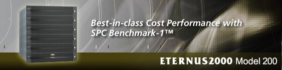 Best-in-class Cost Performance with SPC Benchmark-1™