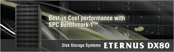 Best-in Cost Performance with SPC Benchmark-1™