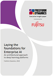White Paper: Laying the foundations for Enterprise AI from FreeForm Dynamics