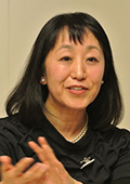 Yayoi Masuda, Former Asia-Pacific Head of Human Resources for Nike, Inc.