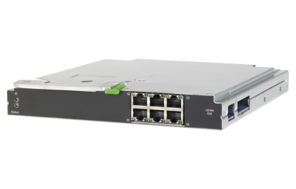 PRIMERGY CB Switch-IBP 1 Gb 18-6 - side