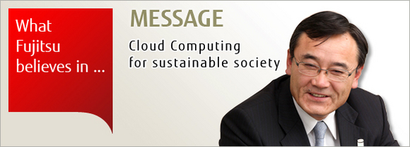 Cloud Computing for sustainable society