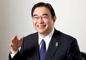 Masami Fujita, Corporate Senior Vice President and Representative Director