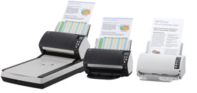 Workgroup Scanners