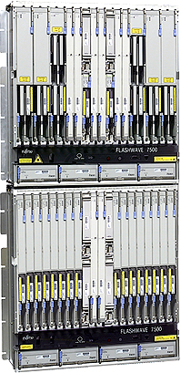 Photo of FLASHWAVE 7500 Multifunction ROADM/DWDM Platform
