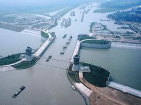 Picture: Lower reaches of the Yangtze River