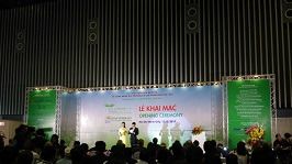 The Eco-products International Fair held in Ho Chi Minh City, Vietnam