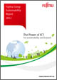 Fujitsu Group Sustainability Report 2012