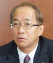 Picture: S Honjo President and Representative Director Fujitsu Research Institute