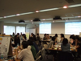 Picture: Scene from the Female Leadership Development Program