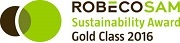 Logo: Robeco SAM Sustainability Award Bronze class 2015