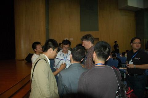 南京富士通南大会社が主催した「第6回中国Linuxカーネル開発者大会」は大好評