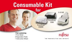 Consumable kit package