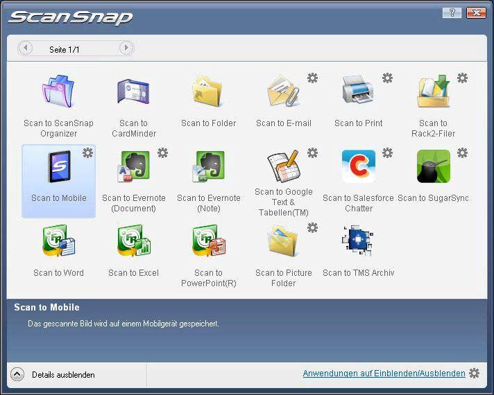 Scansnap Dokumentenscanner Jetzt Mit Anbindung An Iphone Und