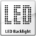 LED Backlight: Ultra high contrast and all-over illumination due to many small LED elements. Economical in power consumption: around 30% less power than latest Energy Star requirements. Environment-friendly thanks to mercury-free LED backlit panels.