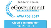 Leserwahl eGovernment Awards 2019