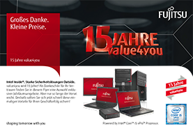 Success Solutions 15 Jahre v4y Flyer