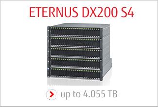FUJITSU Storage ETERNUS DX200 S4