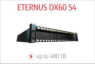 FUJITSU Storage ETERNUS DX60 S4