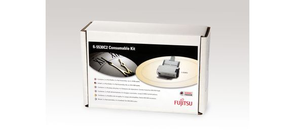 fi-5530C2 consumable kit from Fujitsu
