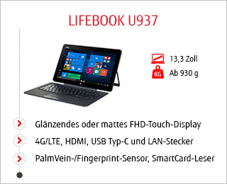 LIFEBOOK U937